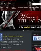 Titillations+Go-Go+Bar Website