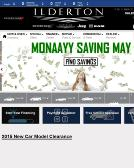 Ilderton+Dodge+Chrysler+Jeep Website