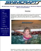 Swimcraft Website