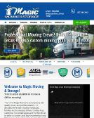 Magic+Moving+%26+Storage Website