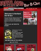 Hartland+Bar-B-Que+%26+Catering Website