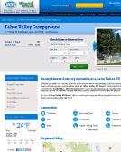 Tahoe+Valley+Campground Website