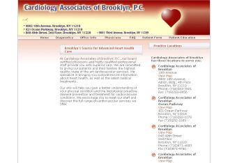 Cardiology Associates of Brooklyn PC