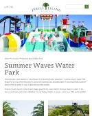 Summer+Waves+Waterpark Website