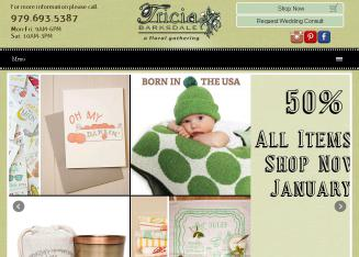 Tricia+Barksdale+Designs Website