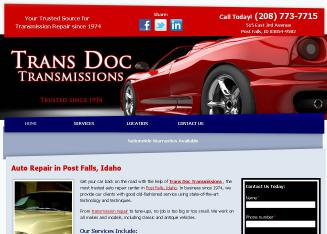 Trans+Doc+Transmissions Website