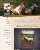Hooved+Animal+Rescue+%26+Protection Website