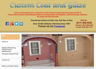Custom Coat And Glaze