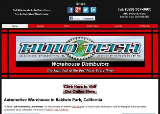 Auto Tech Warehouse Distributors