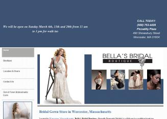 Pronuptia+Bridals+Inc Website