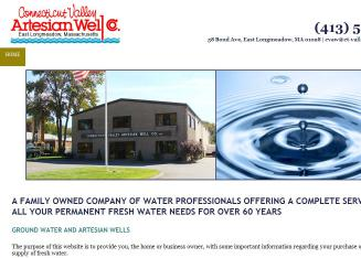 Connecticut+Valley+Artesian+Well+Co+Inc Website