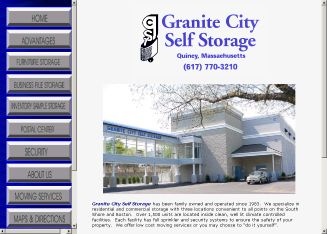 Granite+City+Self+Storage Website
