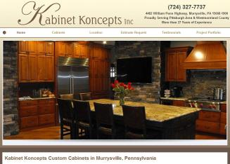 Kabinet+Koncepts+Inc Website