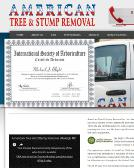 American+Tree+%26+Stump+Removal Website