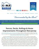 Carl%27s+Fencing+%26+Decking Website
