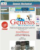 Genesis+Heating+%26+Air Website