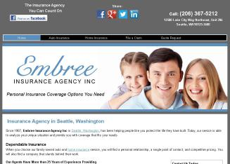 Embree+Insurance+Agency+Inc Website