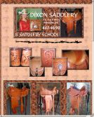 Dixon+Saddlery Website