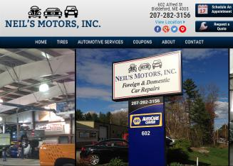 Neil's Motors Inc