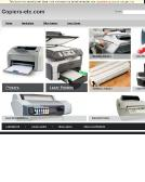 Copiers+Etc Website