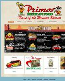 Los+Primos+Mexican+Food Website