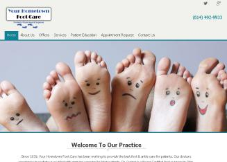 Portsmouth+Foot+Care Website