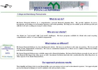 McClarren Financial Advisors