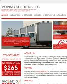 Three+Marines+And+A+Truck Website