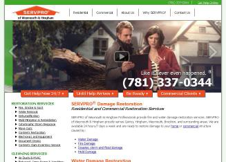 Servpro of Weymouth & Hingham
