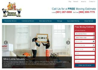 The People Movers - Call For A Free Estimate