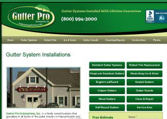 Gutter-Pro Roof Protection Division
