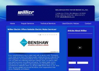 Willier Electric Motor Repair CO