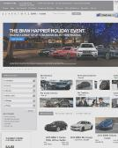 BMW+Store+%26+Cincinnati+Mini Website