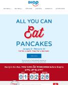 Ihop+Restaurant Website