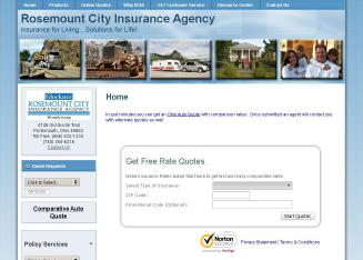 Rosemount City Insurance Agency