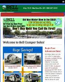Bell+Camper+Sales Website