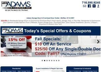 Adams Door Co Inc.