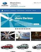 Minooka+Subaru Website