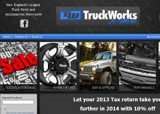 Truck+Works+%26+More Website