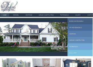 CW+Williams+Builder+INC Website