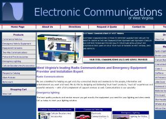Electronic Communications of W VA Inc