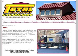 Total Roof Supply Inc