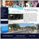 Tucson+Surgery+Center Website