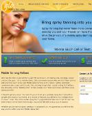 Glo+Mobile+Tanning Website