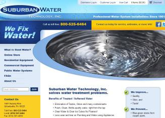 Suburban Water Technology, Inc.