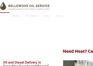 Belle-Wood+Oil+Service Website