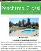 Peachtree Crossings Apartments in Byron, GA  107 Church St, Byron, GA
