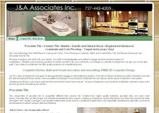 J+%26+A+Associates+Inc Website