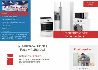 All American Appliance