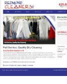 Redmond Cleaners Inc